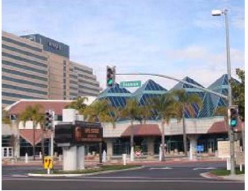 図1 会場のサンタクララコンベンションセンター