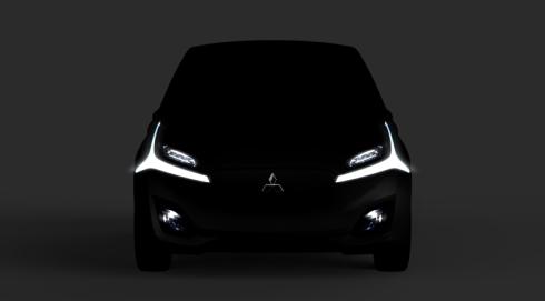 「MITSUBISHI Concept CA-MiEV」のイメージ