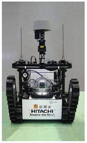 調査用小型ロボット
