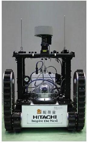 マルチ機能搭載ロボット