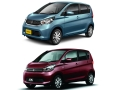 日産自動車の「DAYZ」と三菱自動車の「eKワゴン」