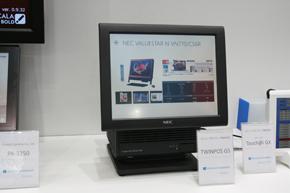 NECインフロンティアの「TWINPOS G5」