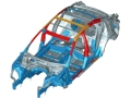 「Infiniti Q50」の車体