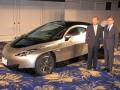 シムドライブの試作第3号車「SIM-CEL」