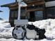 """「こたつに入ったまま""""雪かき""""できる」——会津生まれの遠隔操作除雪ロボット"""