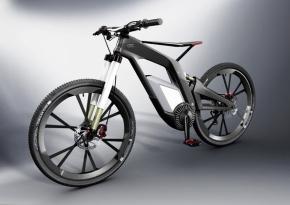 アウディの電動アシスト自転車「Audi e-bike Worthersee」