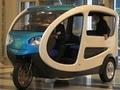 EV3輪タクシーのプロトタイプ