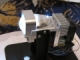 スタンレー電気がレーザー光源を用いたヘッドランプを開発、「SIM-CEL」に搭載