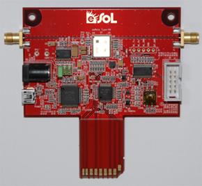 eSOL無線LAN評価キット