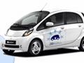 三菱自動車の「i-MiEV」