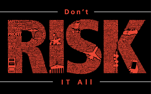 ESEC2013のテーマは「Don't RISK it All」