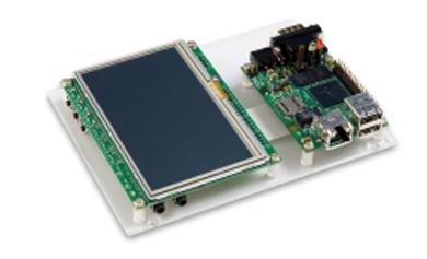 Armadillo-440 液晶モデル開発セット