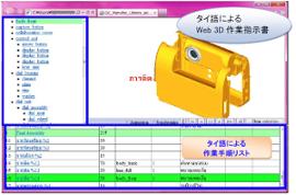 XVL Web Master 10.1 タイ語の表示