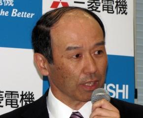三菱電機の蔵田哲之氏