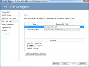 Module Designer(2)
