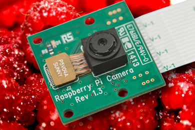 Raspberry Pi HD Video Camera module