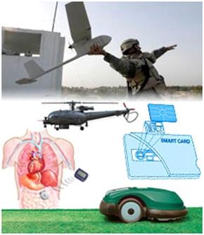 WiTricityがワイヤレス充電の適用を想定している分野