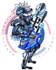 ロボットギタリスト