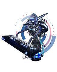 ロボットキーボーディスト