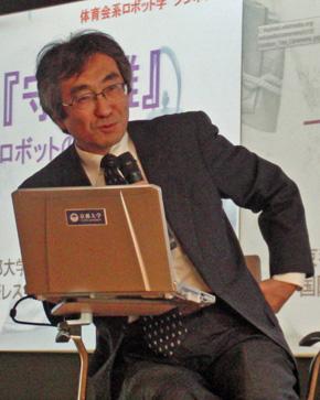京都大学 工学研究科 教授 松野文俊氏