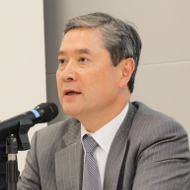 CREATe.org日本代表の名取勝也氏