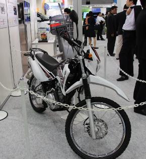 ヤマハ発動機バイク