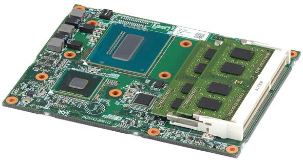 システム オン モジュール AM120モデル210J