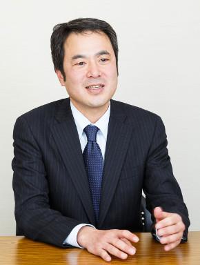同社第一製造業ソリューション事業部販売促進グループ長の関行秀氏