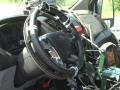 自動運転技術を用いた耐久試験の様子