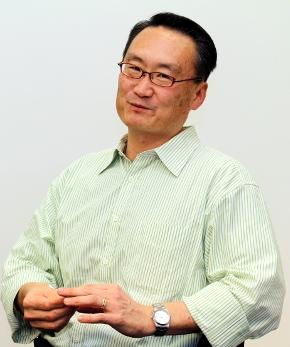 ガートナージャパンのコンサルティング部門 グル—プバイスプレジデントのチャールズ・チャン氏