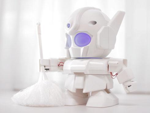 低価格ロボット組み立てキット「RAPIRO(ラピロ)」
