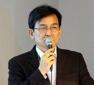 キヤノンMR事業推進センター所長の鳥海基忠氏