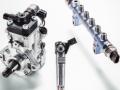 最大2500気圧の燃料噴射圧を達成したデンソーのコモンレールシステム