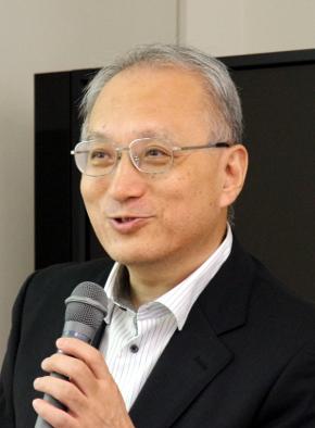 牧野技術サービス システムサポートセンタ部長の松下国弘氏