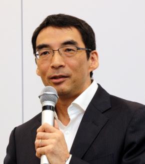 SAPジャパン バイスプレジデントでビジネスソリューション統括本部長の堀田徹哉氏