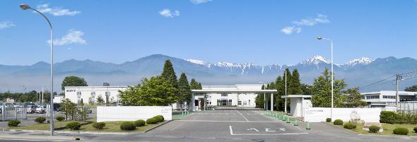ソニー長野ビジネスセンター全景