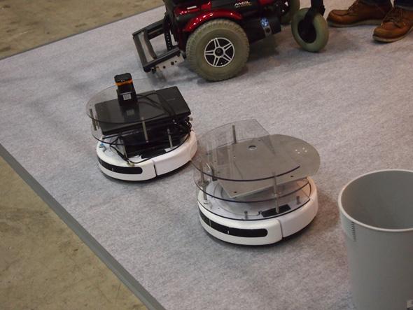 アイロボット ルンバ 研究開発キット