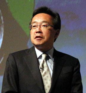 SAPジャパン代表取締役社長の安斎富太郎氏