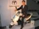 「アベノミクスの成功例になる」、テラモーターズがスマホ連携電動バイクを発表