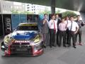 スーパーGT第4戦からADASの実装実験を行う「IWASAKI OGT Racing GT-R」