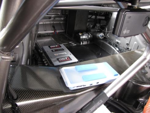 車両後部に搭載するADASの統合制御ユニット