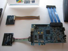 「R-Car H2」に対応する入出力インタフェース用コンパニオンボード「Hydra」