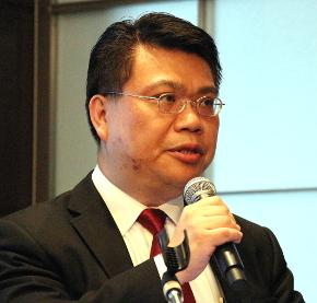 シーメンスPLMソフトウェア アジア太平洋地域 デジタルマニュファクチャリング担当 マーケティングマネジャーのジョン・ルーイ氏