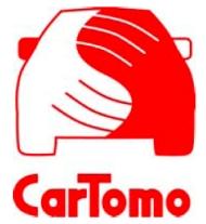 新会社となるカートモのロゴマーク