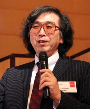 CYBERDYNE代表取締役社長兼CEOで筑波大学大学院 システム情報報工学研究科 教授の山海嘉之氏