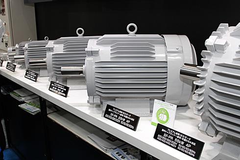 三菱電機のトップランナーモーター「スーパーラインプレミアム」シリーズ