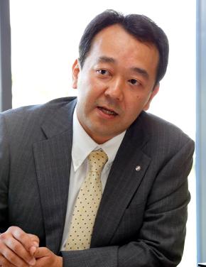 理想科学 コーポレート本部 情報システム部長の北澤義道氏
