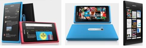 最初で最後のMeeGO搭載端末「Nokia N9」