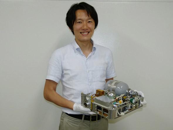 小泉宏之准教授