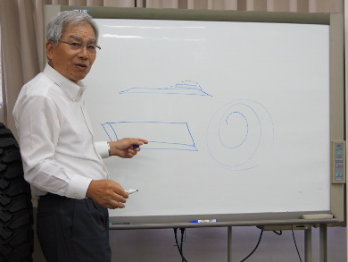 中倉氏解説